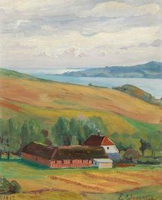 Artist Einar Mogens Wegener - FindArtinfo
