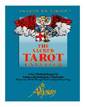 """""""The Sacred Tarot Unveiled"""" by Allyson Walsh a Psychic Medium."""