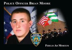 RIP, Officer Moore.