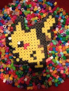 Pikachu perler