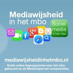 Lesprogramma gebouwd op de Mediawijzer.net competenties voor het mbo!