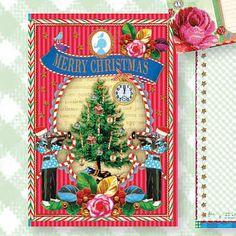 PiP Studio christmas card tree Box 3