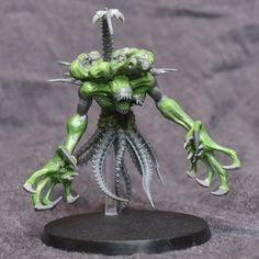 Modern Synthesist: Cronos Parasite Engine Conversion Complete! (Flesh Friday)
