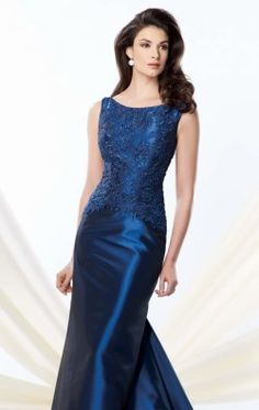 Lace Gown by Mon Cheri Montage 214945