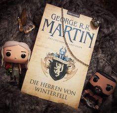 Die Herren Von Winterfell, German, My Favorite Things, Books, Movie, Fire, Ice, Deutsch, Libros