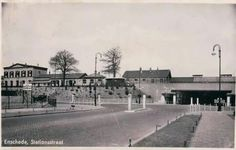 Enschede, oude station