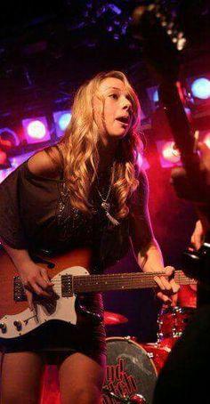 Samantha Fish Rocking it!