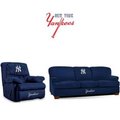 Use this Exclusive coupon code: PINFIVE to receive an additional 5% off the New York Yankees Microfiber Furniture Set at SportsFansPlus.com