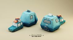 """On the Run"" Part One on Behance"
