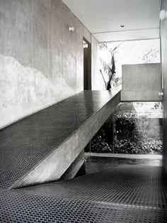 Vilanova Artigas | Domschke house, 1974 Sao Paulo