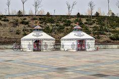 Mongolian yurts spro