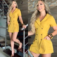 Fashion 2019 New Moda Style - fashion Fashion Beauty, Girl Fashion, Fashion Dresses, Womens Fashion, Cute Fall Outfits, Summer Outfits, Trench Dress, Fashion Corner, Chor