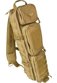 Hazard 4® California Evac TakeDown™ Carbine Sling Pack - Military, Law Enforcement, Rescue, Hardcore Travel | Backpack, Sling/Shoulder Bag