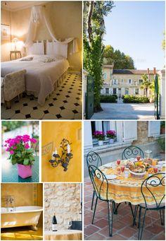 Villa Aurenjo - Provence - France
