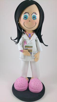 Fofucha Enfermera a la moda ^-^