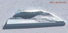 Mistério na Antártica