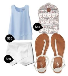 """""""My First Polyvore Outfit"""" by jmichele0909 ❤ liked on Polyvore featuring Uniqlo, Abercrombie & Fitch, Billabong and Aéropostale"""