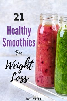 Healthy Weight Smoothies are perfect when you are starting towards eating clean and healthy, they are super easy and anybody can make them. Check out 21 Simple and healthy green smoothie recipes for weight loss Weight Loss Snacks, Weight Loss Smoothies, Easy Weight Loss, Healthy Weight Loss, Lose Weight, Smoothie Recipes For Kids, Green Smoothie Recipes, Healthy Green Smoothies, Easy Smoothies