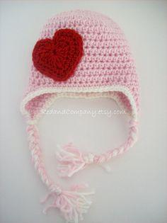 Cute babygirl hat(: