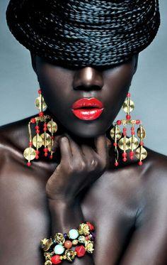 Black is beauty