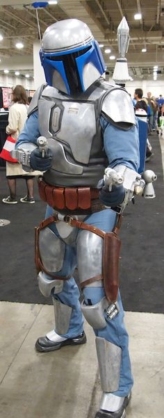 Jango Fett, The Mandalorian Merc (Star Wars) | Salt Lake Comic Con 2014