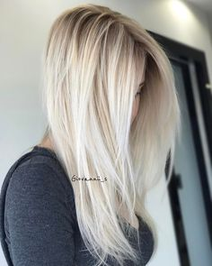 "Blonde Icey blonde hair Giovanni Abellaneda (@giovannii_s) on Instagram: ""Just in love this this tones using @olaplex @embee.meche @ninezeroone #olaplexmiami #platinum…"""