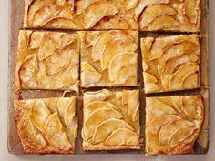 French Apple Tart Recipe : Ina Garten : Food Network - FoodNetwork.com