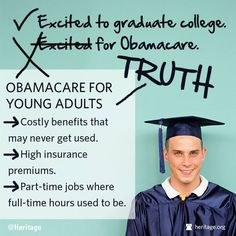 Obamacare isn't working for young adults either!