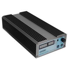 GOPHERT CPS-1620 0-16V 0-20A Fuente de alimentación DC ajustable digital compacta 110V / 220V