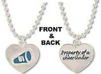 Cheer gifts, cheerleading jewelry your squad will love.