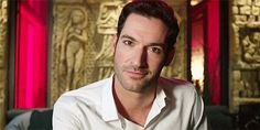 Immagine di lucifer and tom ellis