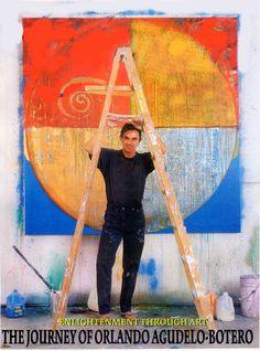 Orlando Agudelo-Botero, artist