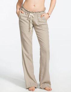 ROXY Oceanside Womens Beach Pants