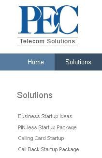 Business Startup Ideas From Pec Telecom