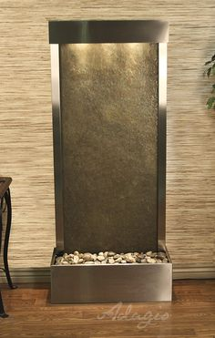 This amazing Harmony River free-standing waterfall feature is priced to sell and in stock.  All of my friends compliment my freestanding water feature; I have no regrets, everything about my experience was enjoyable. Visit http://www.waterfeaturesupply.com/waterfalls/harmony-river-mirrored-freestanding-water-feature.html for more information on the Harmony River freestanding water feature.