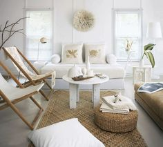how to use white at the cottage