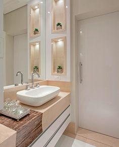 Pequeno notável!  Bege e branco sempre me encanta! Amo @pontodecor Snap:  hi.homeidea  http://ift.tt/23aANCi #bloghomeidea #olioliteam #arquitetura #ambiente #archdecor #archdesign #cozinha #kitchen #arquiteturadeinteriores #home #homedecor #style #homedesign #instadecor #interiordesign #designdecor #decordesign #decoracao #decoration #love #instagood #decoracaodeinteriores #lovedecor #lindo #luxo #architecture #archlovers #inspiration #banheiro