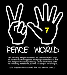 Peace by Suzy Kassem