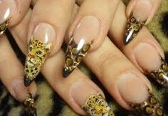 nail shape trends - Google Search