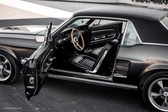 This Daily-Driven '67 Ford Mustang Has Stayed In The Same Family For Five Decades • Petrolicious