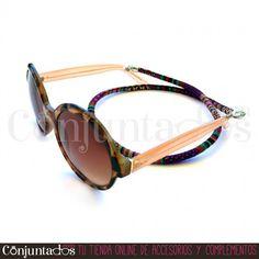 Irresistible #cordón para #gafas #unisex #étnico Modelo #Glasgow ★ 5,95 € en http://www.conjuntados.com/es/otros/cordones-para-gafas.html ★ #novedades #cuelgagafas #eyewear #sunglasses #gafasdesol #cord #lowcost #fashion #moda #mode #cotton #algodon #conjuntados #conjuntada #accesorios #complementos #fashionadicct #picoftheday #estilo #style #GustosParaTodas #ParaTodosLosGustos