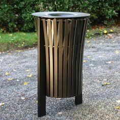 Dust-bin for public spaces ARUM AREA