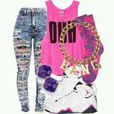 jeans shirt jewelry jewelery shoes socks pink pink shirt pink shirts pink tank…