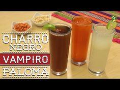 ¿Cómo preparar Charro Negro, Vampiro y Paloma? - Cocina Fresca - YouTube