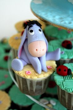 Eeyore from Winnie the Pooh via Family Holiday