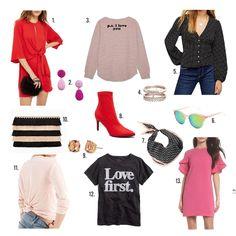 What To Wear for Valentine's Day -  www.jillianrosado.com