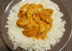 Meat Recipes, Dinner Recipes, Curry, Food And Drink, Rice, Ethnic Recipes, Chicken, Curries, Supper Recipes