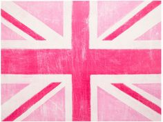 london, pink, uk, united kingdom, travel, pink flag, flag, brit, British