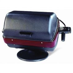 Meco 9000 Series Deluxe Tabletop Electric Grill with Rotisserie & Reviews | Wayfair