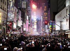 NYC on NYE